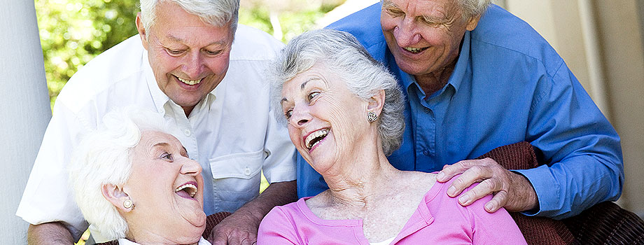 Seniorenumzug